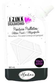 Izink Diamond Glitter Paint 24 Carats Pearly
