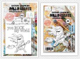 Dies #011 and Stamp #103