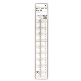 Precision Ruler (Metal Edge Inlay) 30cm