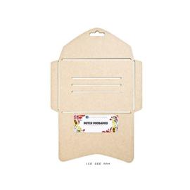 MDF Envelope stencil