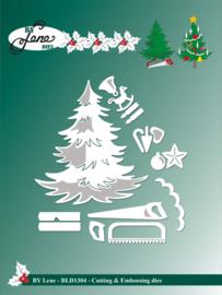 Cutting & Embossing Dies Christmas Tree