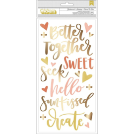 Goldenrod Thickers Stickers
