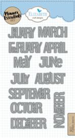 Planner Months