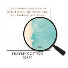 Fray cotton