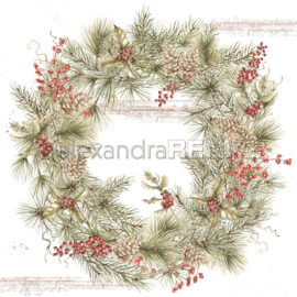 Christmas Wreath Fir Wreath