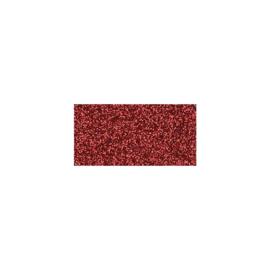 Glitter Cardstock Rouge