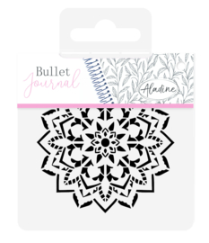 Bullet Journal Mini Stencils Rosaces