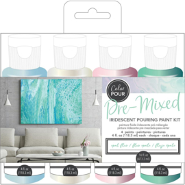 Pre-Mixed Paint Kit Opal Flux