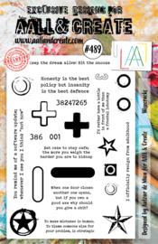 #489 - A5 Stamp Set