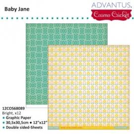 Baby jane paper bright