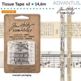 Tissue tape symphony