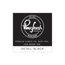 Hybrid Ink Cube Detail Black