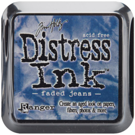 Faded Jeans Distress Ink Pad