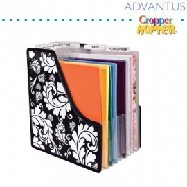 Projections paper holder ornate