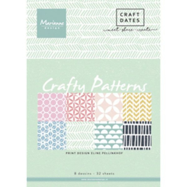 PB7054 Crafty patterns