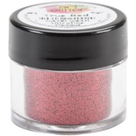 1 True red Ultrafine Glitter