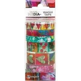 Dina Wakley Media Washi Tape #3