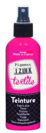 Izink Textile Fabric Dye Raspberry