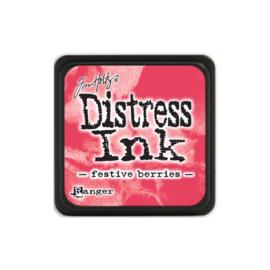 Festive Berries Distress Mini Ink Pad