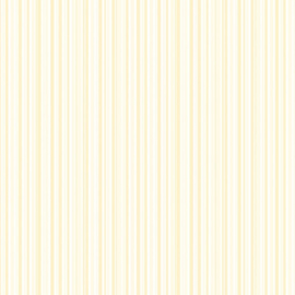 Patterned single-sided cream stripe