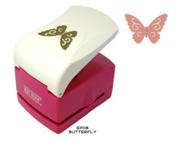 Punch & Emboss Butterfly