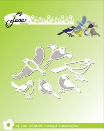 Cutting & Embossing Dies Birds