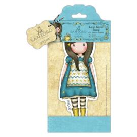 Gorjuss Large Rubber Stamp - The Little Friend