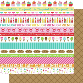 My Candy Girl Borders