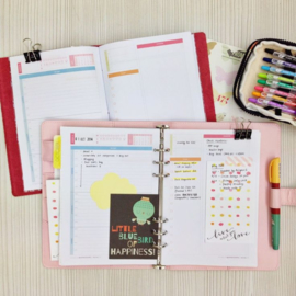 Planners, journals en travel notebooks