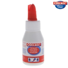Collall textiellijm 50ml.