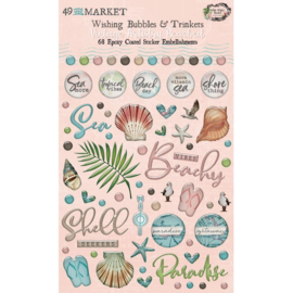 Vintage Artistry Beached Wishing Bubbles & Trinkets