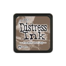 Frayed Burlap Distress Mini Ink Pad