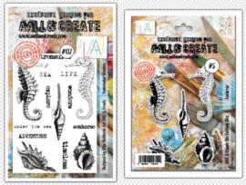 Dies #005 And Stamp #137