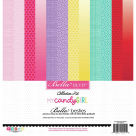 "My Candy Girl Besties Collection Kit 12""X12"""