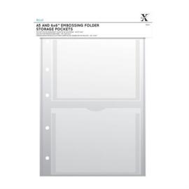 A4 Storage Folder Wallets - A5