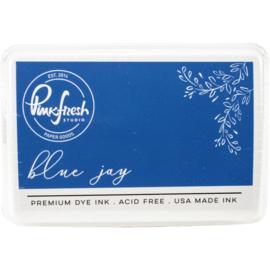 Premium Dye Ink Pad Blue Jay