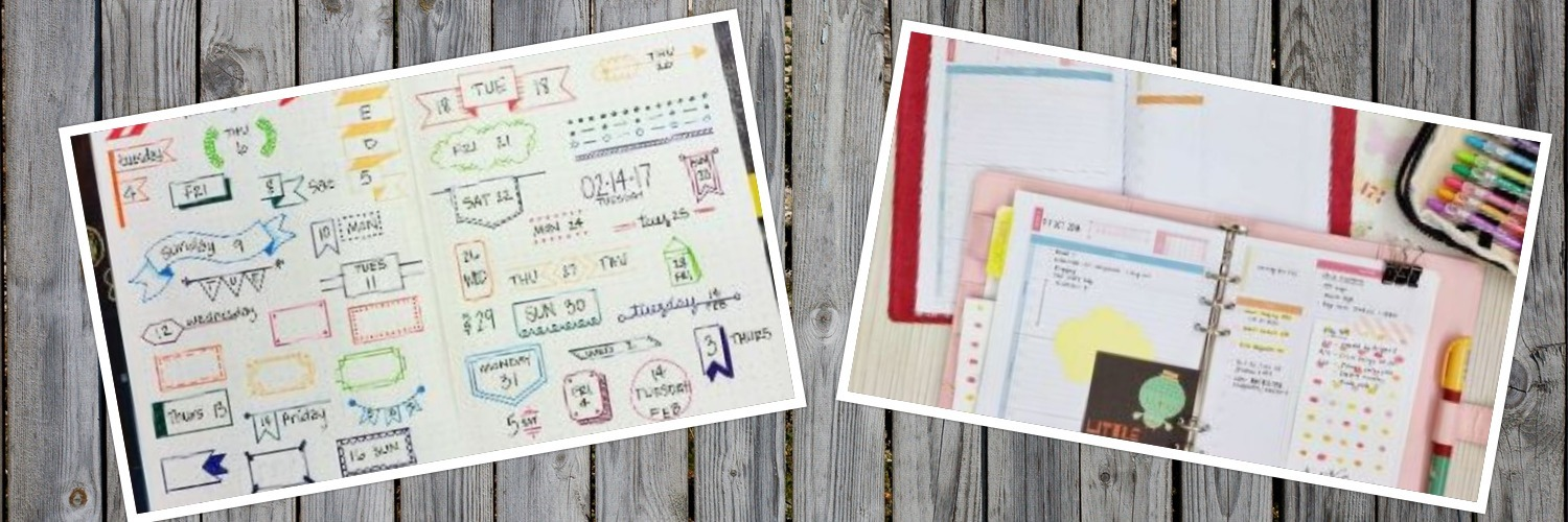 Planners, Journals, Notebooks