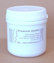 Zéolithe Premium Zeoliet 400 grammes