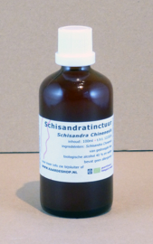 Schisandra chinensis Urtinktur 100 ml
