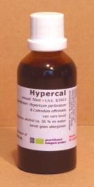 Hypercal tinctuur 50ml