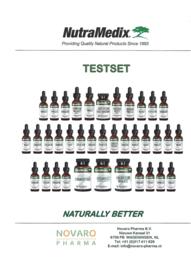 Test Set 5 (Testmappe) Nutramedix