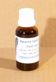Blackcurrant tincture 30 ml