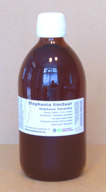 Stephania tincture 500 ml