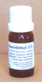 KaardebolSAP D3 10ml