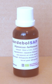 KaardebolSAP 30ml