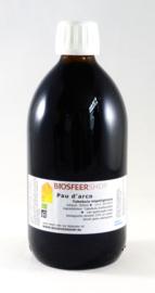 Zwarte walnoot tinctuur 500 ml