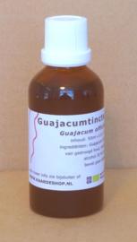 Guajacum tinctuur 50 ml
