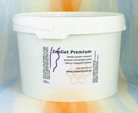 Zeolith Premium 2000 gr