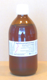 Houttuynia-tinctuur 500 ml
