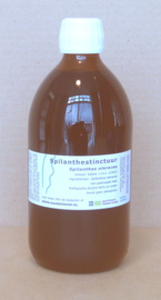 Spilanthes tincture (ABC-herb) 500 ml